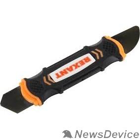 Наборы ручного инструмента REXANT (12-4788) Инструмент для вскрытия корпусов мобильной техники, гибкая двухсторонняя лопатка RA-08 REXANT