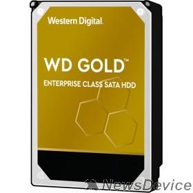 Жесткий диск 6TB WD Gold  (WD6003FRYZ) SATA III 6 Gb/s, 7200 rpm, 128Mb buffer
