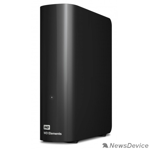 "Носитель информации WD Portable HDD 6Tb Elements Desktop WDBWLG0060HBK-EESN USB3.0, 3.5"", black"