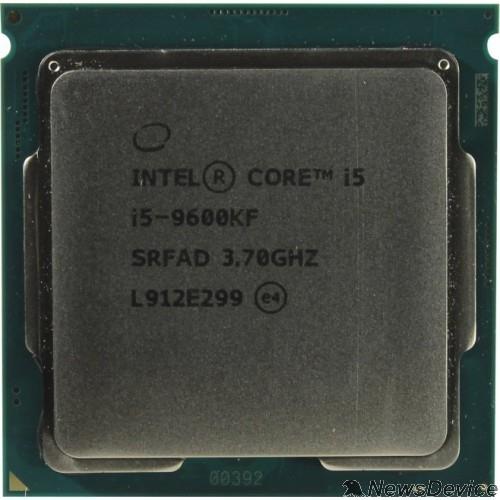 Процессор CPU Intel Core i5-9600KF Coffee Lake OEM 3.70Ггц, 9МБ, Socket 1151 without graphics CM8068403874410 / CM8068403874409