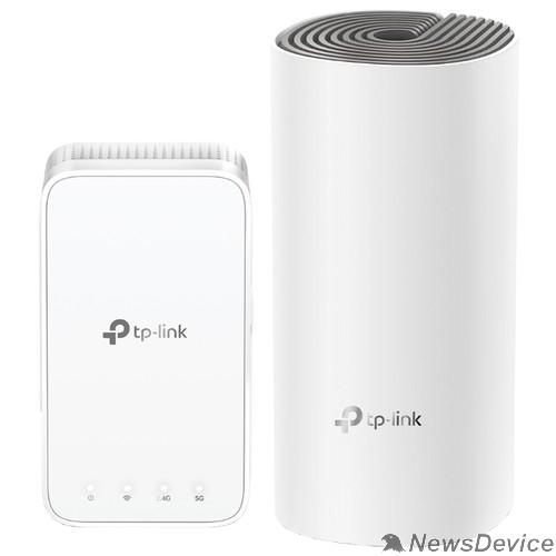 Сетевое оборудование TP-Link DECO E3(2-PACK) AC1200 Домашняя Mesh Wi-Fi система