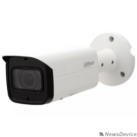 Видеонаблюдение DAHUA DH-IPC-HFW2431TP-ZS Видеокамера IP 2.7 - 13.5 мм,  белый