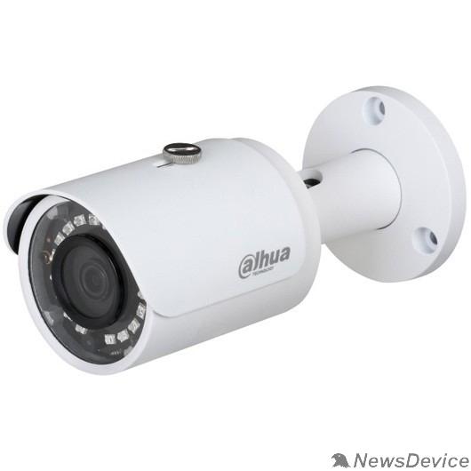 Видеонаблюдение DAHUA DH-HAC-HFW1000SP-0360B-S3 Камера видеонаблюдения 720p,  3.6 мм,  белый