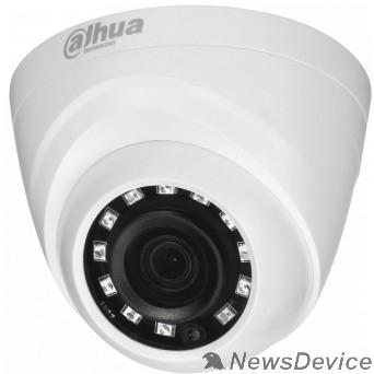 Видеонаблюдение DAHUA DH-HAC-HDW1220MP-0280B Камера видеонаблюдения 1080p,  2.8 мм,  белый