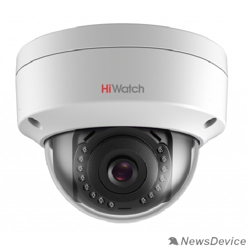 Видеонаблюдение HiWatch DS-I202 (С) (2.8 mm) Видеокамера IP 2.8-2.8мм цветная корп.:белый