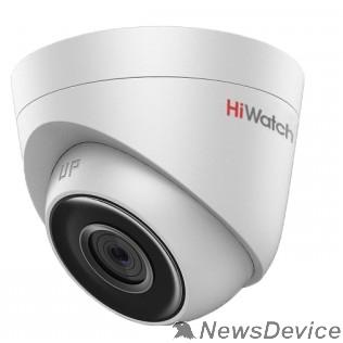 Видеонаблюдение HiWatch DS-I203(C) (2.8mm) Видеокамера IP 2.8-2.8мм цветная корп.:белый