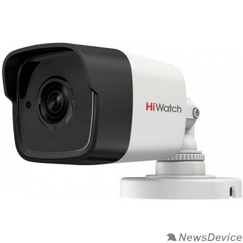 Видеонаблюдение HiWatch DS-I250 (2.8 mm) Видеокамера IP 2.8-2.8мм цветная корп.:белый