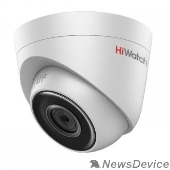 Видеонаблюдение HiWatch DS-I453 (2.8 mm) Видеокамера IP 2.8-2.8мм цветная корп.:белый