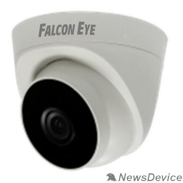 """Цифровые камеры Falcon Eye FE-IPC-DP2e-30p Купольная, универсальная IP видеокамера 1080P с функцией «День/Ночь»; 1/2.9"""" F23 CMOS сенсор; Н.264/H.265/H.265+; Разрешение 1920х1080*25/30к/с; Smart IR, 2D/3D DNR, DWDR"""