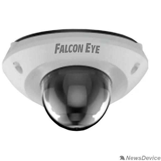 Цифровые камеры Falcon Eye FE-IPC-D2-10pm Купольная, универсальная IP видеокамера 1080P со встроенным микрофоном и функцией «День/Ночь»; 1/2.9 SONY EXMOR IMX323 сенсор; Н.264/H.265/H.265+; Разрешение 1920х1080*25/30к