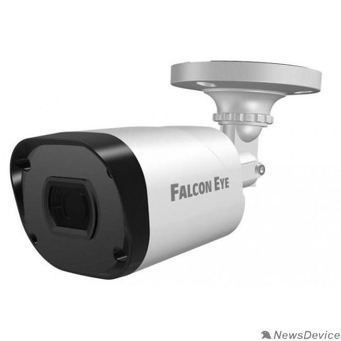 Цифровые камеры Falcon Eye FE-MHD-B5-25 Цилиндрическая, универсальная 5Мп видеокамера 4 в 1 (AHD, TVI, CVI, CVBS) с функцией «День/Ночь»;1/2.8'' SONY STARVIS IMX335 сенсор, разрешение 2592H?1944, 2D/3D DNR, UTC, DWDR