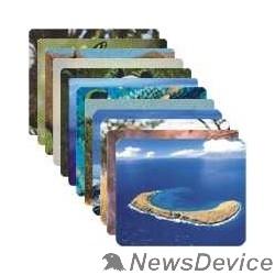 Коврики Defender Коврик для мыши Sticker, 220x180x0.4 мм, 8 видов  50405