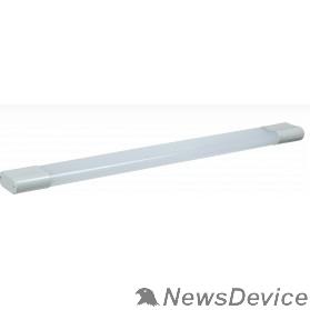 Коммерческое освещение Iek LDBO0-6001-18-4000-K01 Светильник LED ДБО 6001 18Вт 4000К IP40 600мм опал. аналог люм.свет. 2х18, 600х65х32мм, пластиковый корпус