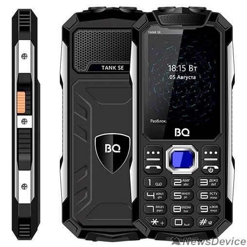 Мобильный телефон BQ-2432 Tank SE Чёрный