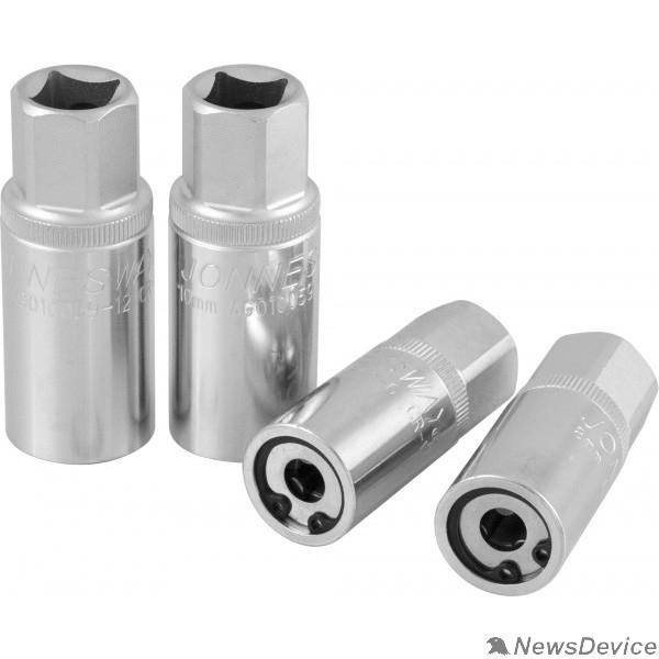 Разное JONNESWAY AG010059 Комплект шпильковертов 6-12 мм, 4 предмета