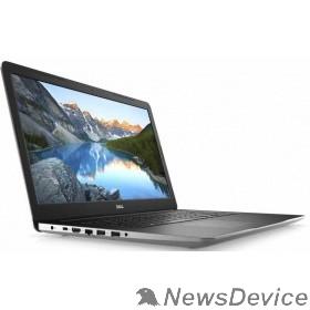"""Ноутбук DELL Inspiron 3793 3793-8160 silver 17.3"""" FHD i7-1065G7/8Gb/1Tb+128Gb SSD/MX230 2Gb/DVDRW/Linux"""