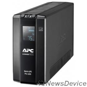 ИБП APC Back-UPS Pro BR_MI 650VA BR650MI