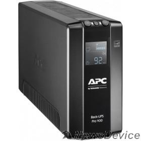 ИБП APC Back-UPS Pro BR_MI 900VA BR900MI