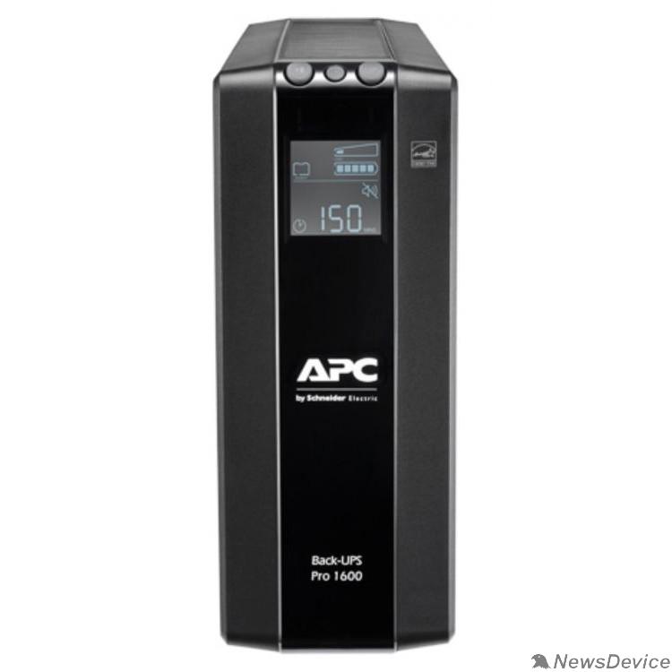 ИБП APC Back-UPS Pro BR_MI 1600VA BR1600MI