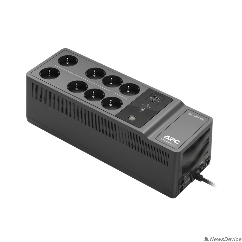 ИБП APC Back-UPS BE_G2 850VA BE850G2-RS