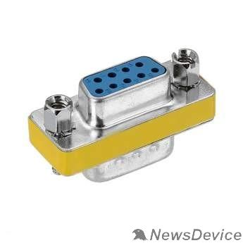 Переходник ORIENT C809, Переходник разъема COM RS232 DB9M - DB9F (30809)