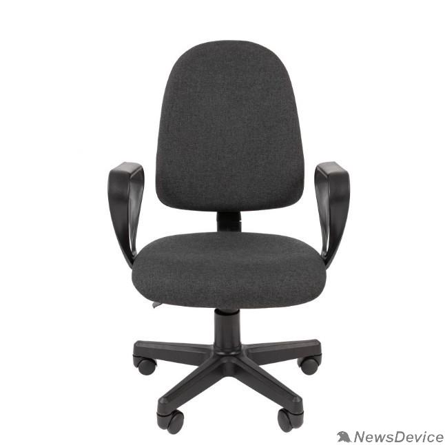 Офисные кресла Офисное кресло Стандарт Престиж Россия ткань С-3 черный (7033364)
