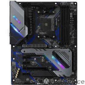 Материнская плата ASRock X570 EXTREME4 Soc-AM4, AMD X570, 4xDDR4, ATX AC`97 8ch(7.1) GbLAN RAID+HDMI