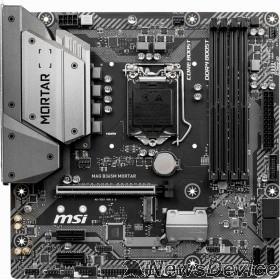 Материнская плата MSI MAG B365M MORTAR RTL S1151, B365,  PCI-E HDMI, GbLAN SATA RAID MicroATX, 4DDR4