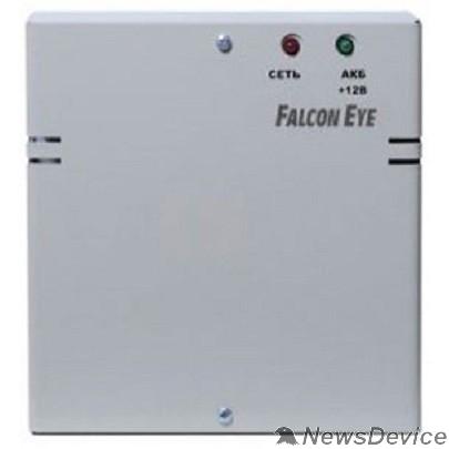 Цифровые камеры Falcon Eye FE-1220 Источник вторичного электропитания резервированный 12В 2А (max 3.5A) под АКБ 12В 7А•ч. Без защиты от глубокого разряда АКБ и от переполюсовки при подключении АКБ
