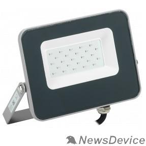 Прожекторы Iek LPDO7G-01-20-K03 Прожектор LED СДО 07-20G green ЗЕЛЕНЫЙ IP65 серый