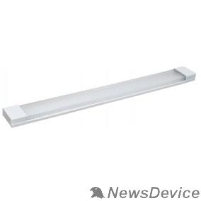 Коммерческое освещение Iek LDBO0-4011-18-4000-K01 Светильник LED ДБО 4011 18Вт 4000К IP20 600мм призма аналог люм.свет. 2х18, 600х62х24 мм, стальной корпус