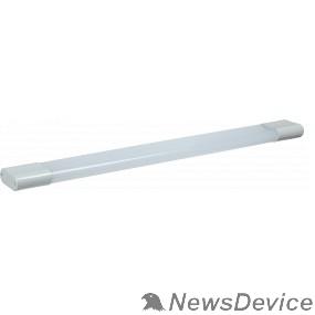 Коммерческое освещение Iek LDBO0-6003-18-6500-K01 Светильник LED ДБО 6003 18Вт 6500К IP40 600мм опал. аналог люм.свет. 2х18, 600х65х32мм, пластиковый корпус