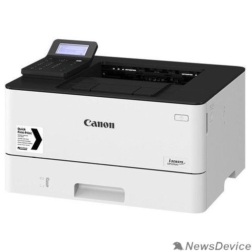 Принтер Canon i-SENSYS LBP226dw (3516C007) A4, лазерный, 38 стр/мин ч/б, 1024 МБ, 1200x1200 dpi, Wi-F, Ethernet (RJ-45), USB