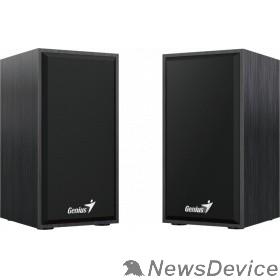 Колонки GENIUS SP-HF180, 2.0, 2 x 3W, USB-power, Black