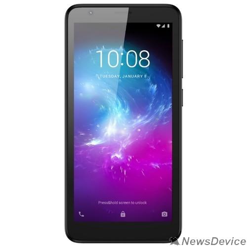 Мобильный телефон ZTE Blade L8 (1+32) черный графит