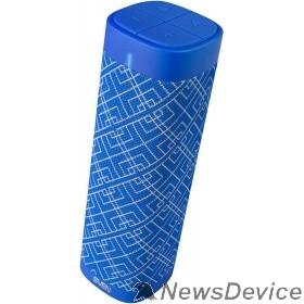 Колонки SVEN PS-115, синий (10 Вт, TWS, Bluetooth, FM, USB, microSD, 1800мА*ч)