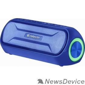 Колонки Defender Enjoy S1000 синий 20Вт, bluetooth
