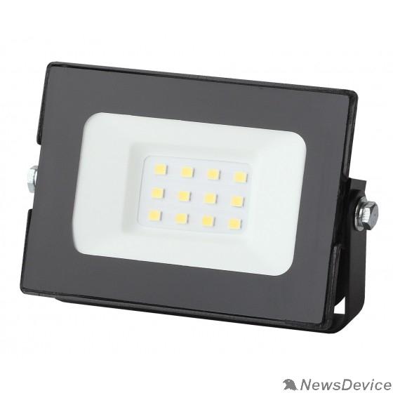 Прожекторы, светильники для уличного освещения ЭРА Б0043554 Прожектор светодиодный LPR-021-0-40K-010 10Вт 800Лм 4000К  95х62х35