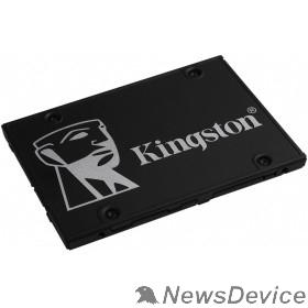 накопитель Kingston SSD 256GB KC600 Series SKC600/256G SATA3.0