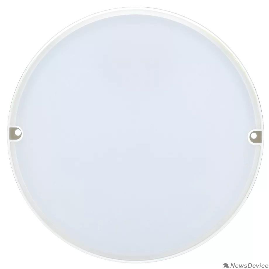 IEK Светильники ЖКХ Iek LDPO0-2001-8-4000-K01 Светильник LED ДПО 2001 8Вт 4000K IP54 круг белый