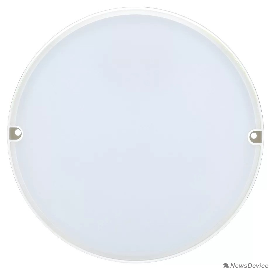 IEK Светильники ЖКХ Iek LDPO0-2004-8-6500-K01 Светильник LED ДПО 2004 8Вт 6500K IP54 круг белый