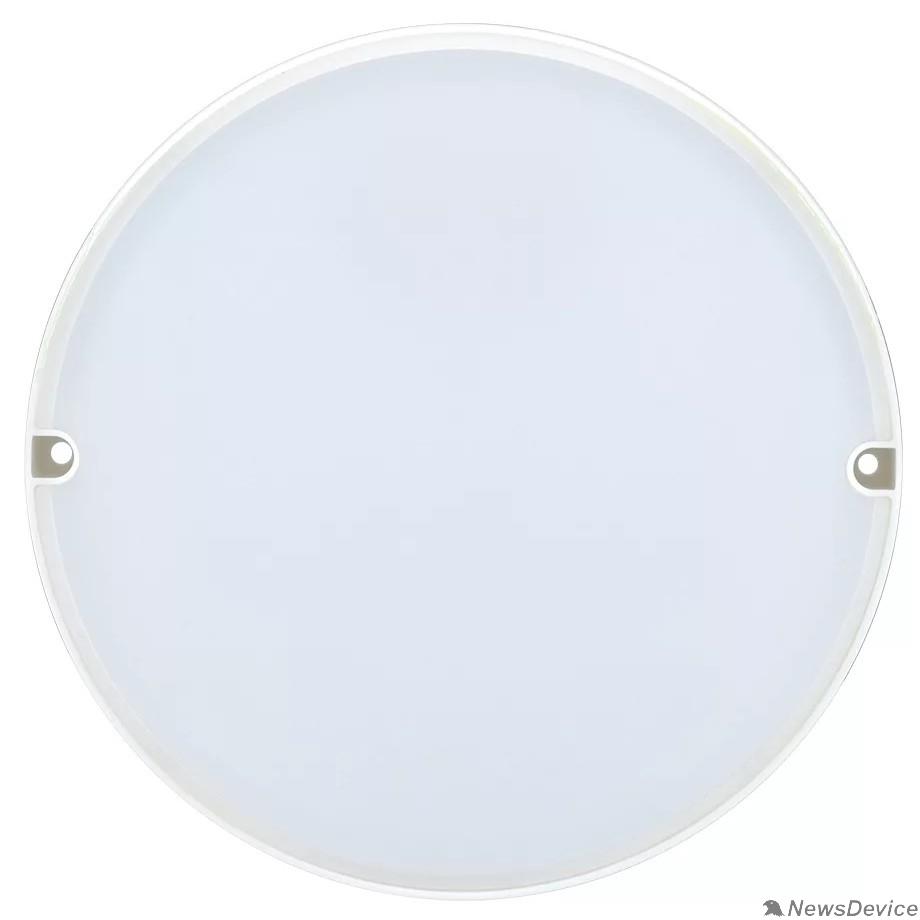 IEK Светильники ЖКХ Iek LDPO0-2005-12-6500-K01 Светильник LED ДПО 2005 12Вт 6500K IP54 круг белый
