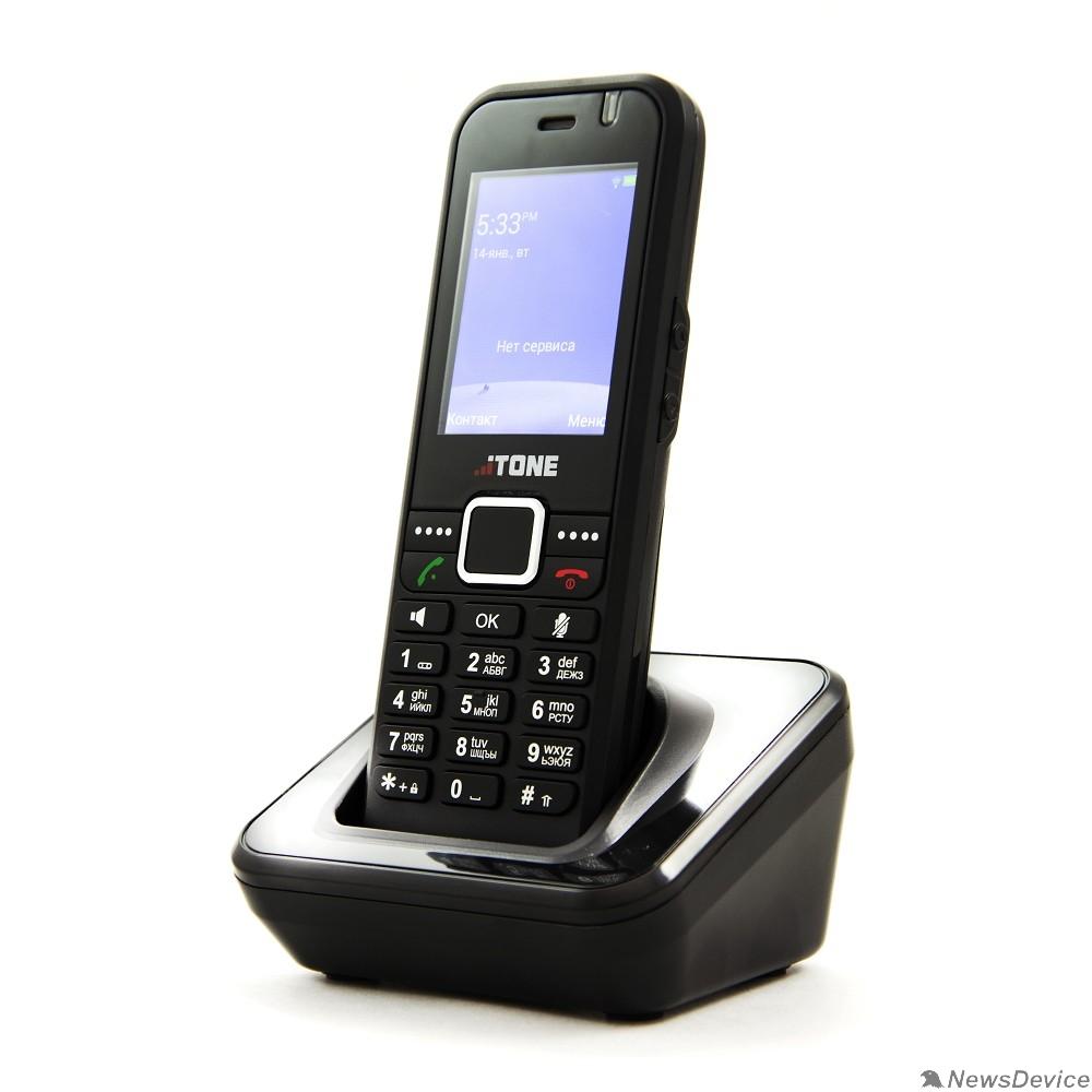 VoIP-телефон iTONE iT122W Black WiFi телефон (черный)