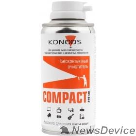 Чистящие средства Konoos KAD-210 Бесконтактный очиститель, 210 мл