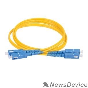 Патч-корды, Патч-панели ITK Оптический (патч-корд), SM, 9/125 (OS2), SC/UPC-SC/UPC,(Duplex),1м FPC09-SCU-SCU-C2L-1M
