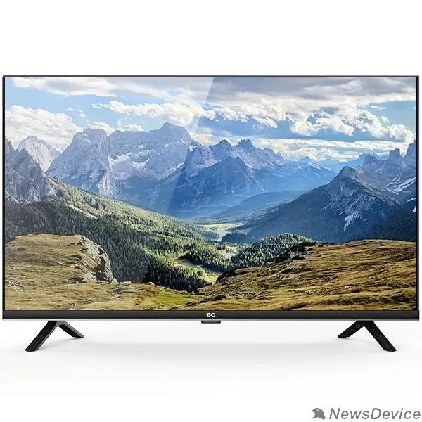 "LCD, LED телевизоры BQ BQ 32S02B Black 31,5"", 80,01 см, 1366х768, 200 cd/m2 ±10%, 3000:1, DVB-C/T/T2/S2, 3 HDMI, 2 USB, звук 2х8 Вт, Smart TV"