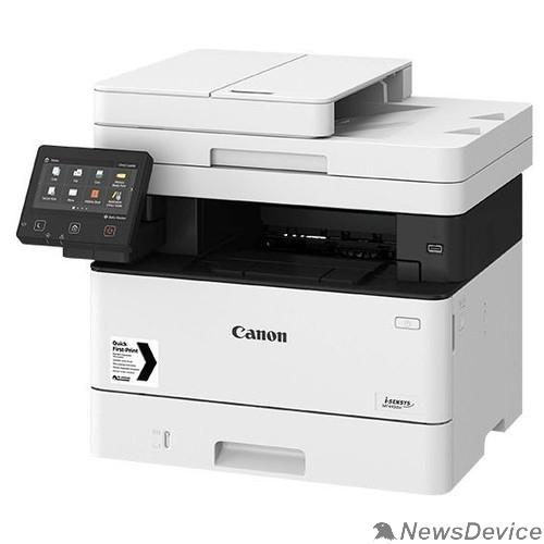 Принтер Canon i-SENSYS MF445dw (3514C026/3514C061) ч-б лазерный, А4, 38стр./мин., 250 л., 1200 x 1200,1024Мб, Wi-Fi, DADF, дупл.