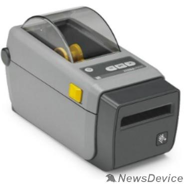 "Zebra  принтеры Zebra ZD410 ZD41022-D0EE00EZ 2"", 203dpi, USB, USB Host, BTLE, Ethernet"