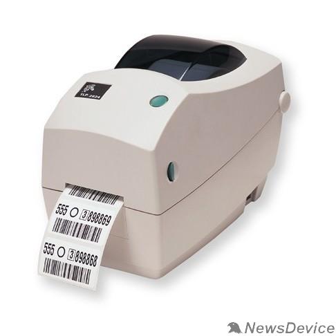 Zebra  принтеры Zebra TLP2824 Plus 282P-101520-000 TT Printer, 203dpi, Thermal Transfer, USB & 10/100 Ethernet
