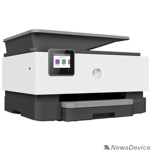 Принтер HP OfficeJet Pro 9010 (3UK83B) A4, duplex, 1200x1200dpi, 32 стр/мин (ч/б А4), 32 стр/мин (цветн. А4), 512 МБ, Wi-Fi, Ethernet (RJ-45), USB